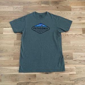 Patagonia Ventura California Mountain Logo T-Shirt